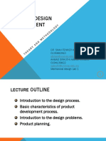 CHAP1 - Product Design Theory and Methodology