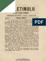 Ediţiune Oficială, Nr. 03, 1861