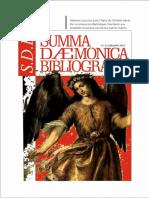 SDB – SUMMA DÆMONICA BIBLIOGRAFIA, Nr. 6, Noiembrie 2018