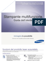 Samsung CLX 3185 Guide_IT