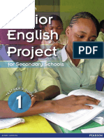 Senior English Project for Secondary Schools 1 TG Full PDF