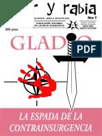 """Revista Amor y Rabia Nr. 62, """"Gladio"""""""