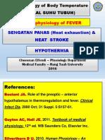 Kul Sem 4 Heat Stroke n Fever UHT 2016