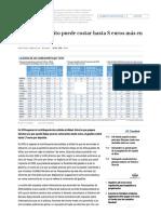 Llenar El Depósito Puede Costar Hasta 8 Euros Más en Enero _ Expansión