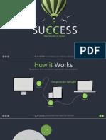 Success 16x9 Dark Green
