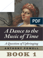 A Question of Upbringing (a Dance to the Music of Time #1)