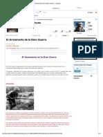 Imprimir - El Armamento de La Gran Guerra - Taringa!