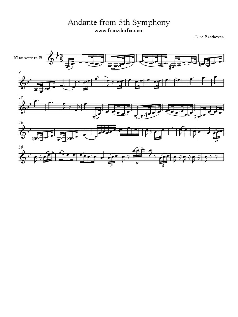 5Th Symphony andante from 5th symphony - beethoven.pdf