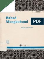 Babad-Mangkubumi