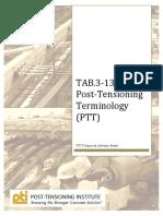 PTI Terminology