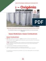Gás e Oxigênio