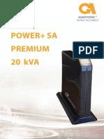 Catalog Power Plus 20 IL