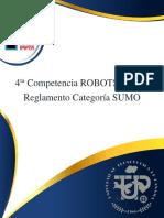 Reglamento SUMO.v2018