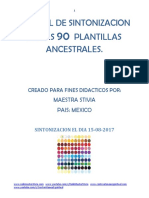 Manual de Plantillas Ancestrales 15082017