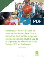 Oxfam Sistematizacion Experiencias Comunitarias