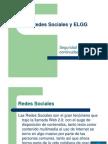 Redes Sociales y ELGG