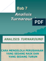 Analisis turnoud