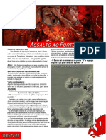 Aventura Nivel 8 - Dragon Age - Forte Vermelho