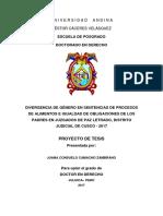 Juana Consuelo Camacho Zambrano Doctorado Py