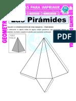 Las Pirámides Para Quinto de Primaria