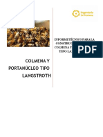 Informe Técnico Colmena Langstroth Converted