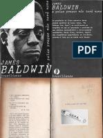 James Baldwin - E Pelas Praças Não Terá Nome