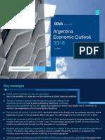 Presentation Argentina Outlook 3Q18