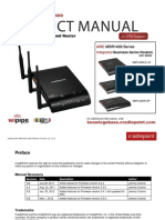 Cradlepoint MBR manual