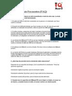 Preguntas más Frecuentes FAQ IQBoard.pdf