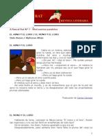 El asno y el loro y El mono y el loro