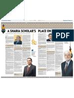 A Sharia Scholar's