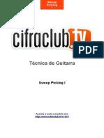 Técnica de Guitarra - Sweep Picking I.pdf