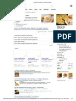 Massa de Macarrão - Pesquisa Google