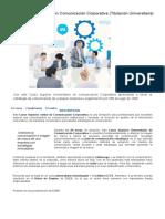 Curso Superior Online en Comunicación Corporativa (Titulación Universitaria) - Aprendum
