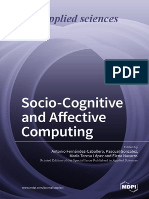 Socio-Cognitive and Affective Computing | Emotions | Self-Improvement