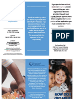 parent services subsidy pamphlet
