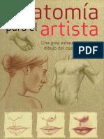 (Daniel Carter) Anatomia para el Artista.pdf