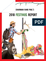 Chairman Paul's 2018 Festivus Report