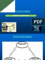 CAP Ergonomía