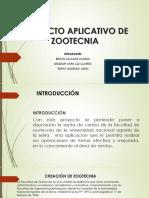 Proyecto Aplicativo de Zootecnia
