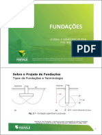 Aula 03 Fundações 2018.01 5N