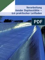 Duplex Stainless Steel German