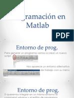 Sesión 5 Matlab