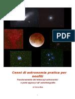 Astronomia Pratica Per Neofiti