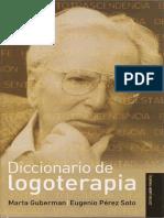 Diccionario de Logoterapia - Guberman y Perez Soto