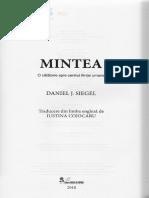 Mintea - Daniel J. Siegel.pdf