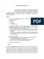 Metodología de La Investigación II - Taller 1 (1)