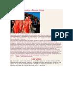 Vestimentas de Dinastías y Étnicas Chinas