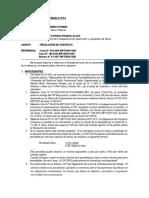 Informe 12 Resolucion de Contrato Pescada i