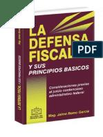 La Defensa Fiscal y Sus Principios Basicos Isef 2018